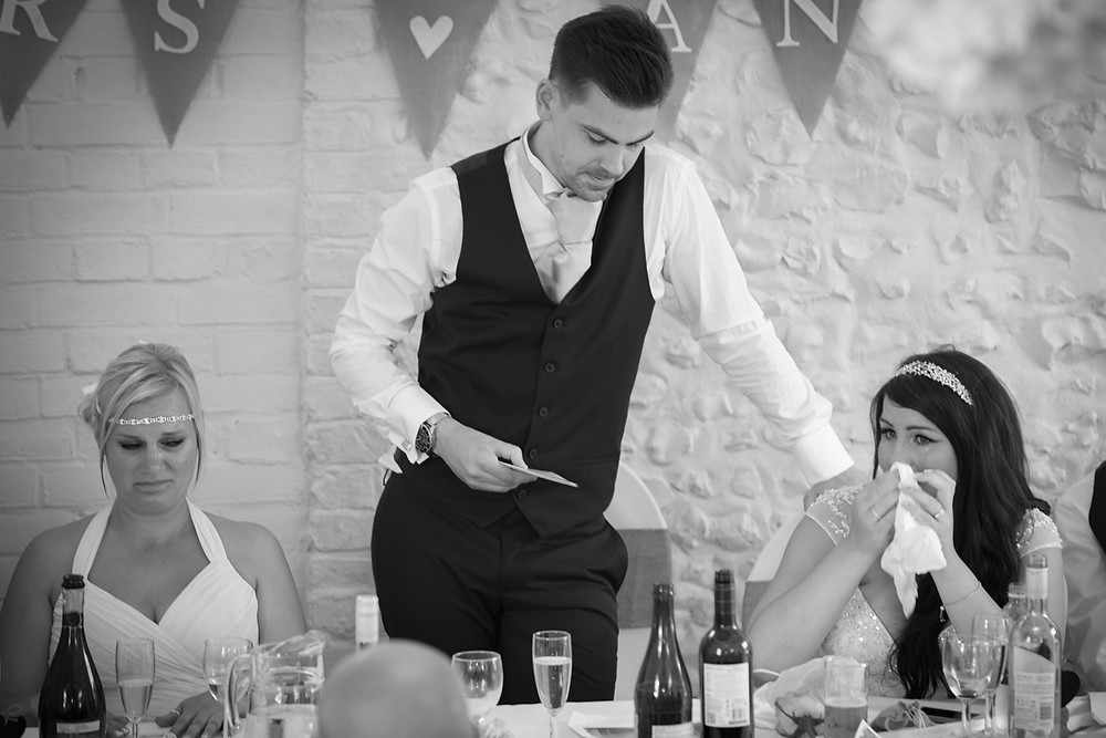 Speeches to make the bride cry
