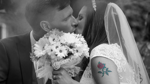 Josie and Chris Wedding at the Little Silver in Tenterden