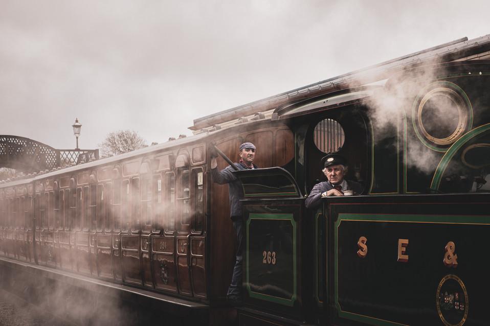 Tania Jonas Bluebell Railway Photography