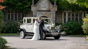 Anna & Tom's Wedding at Smallfield Place in Sussex