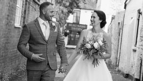 Jayne and Ali's wedding at the Royal Wells Hotel