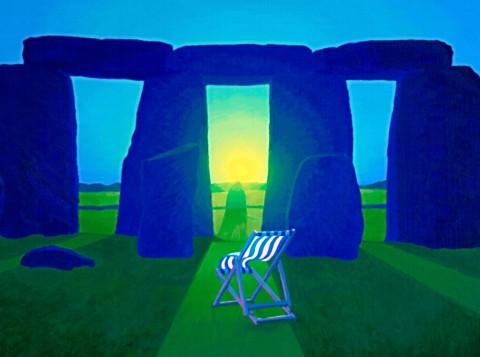 Summer Solstice Stone Henge