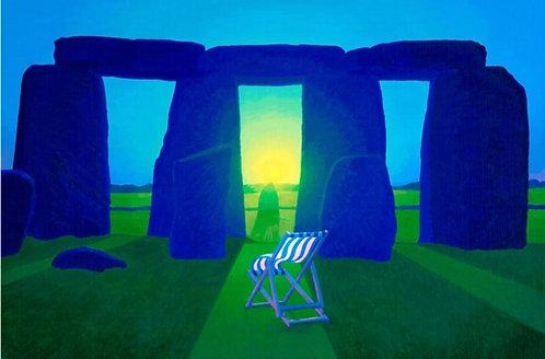 Summer Solstice - Stonehenge