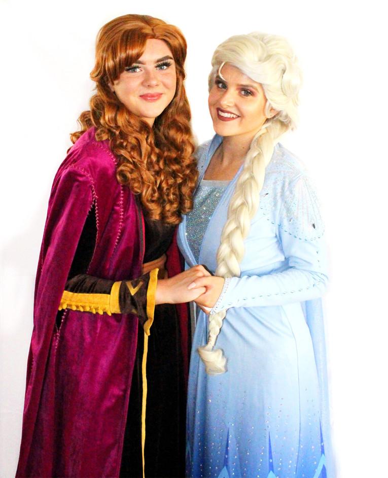 Snow Sisters