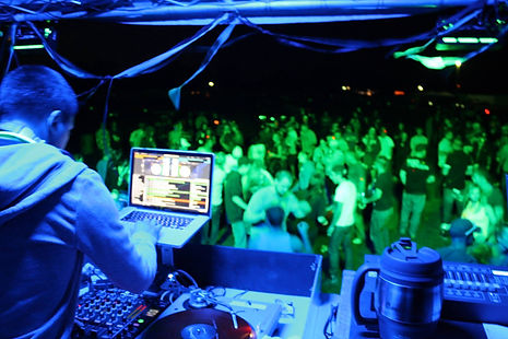 Powercruise USA NightPart DJ