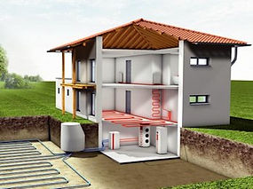 Arbe Heat Pump System Design