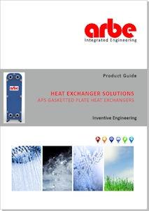 Arbe Brochure - Gasketed Plate Heat Exchangers