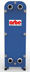 Arbe APK Gasketed Plate Heat Exchangers