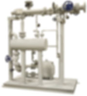 Arbe Condensate Recovery Package For a Polymer Manufacturer