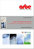 Arbe HevaMod Plate Heat Exchanger Packages