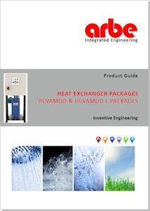 Arbe Brochure - HevaMod Packaged Heat Exchangers