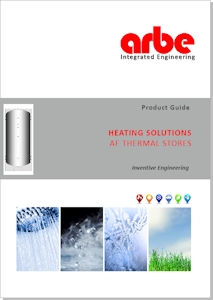 Arbe Brochure - Thermal Stores