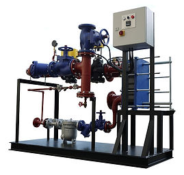 Arbe HevaSteam Plate Heat Exchanger Packages