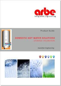 Arbe Brochure - Storage Calorifiers