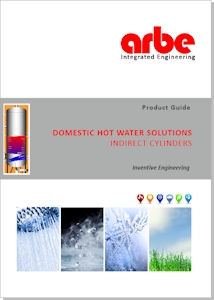 Arbe Brochure - Indirect Cylinders