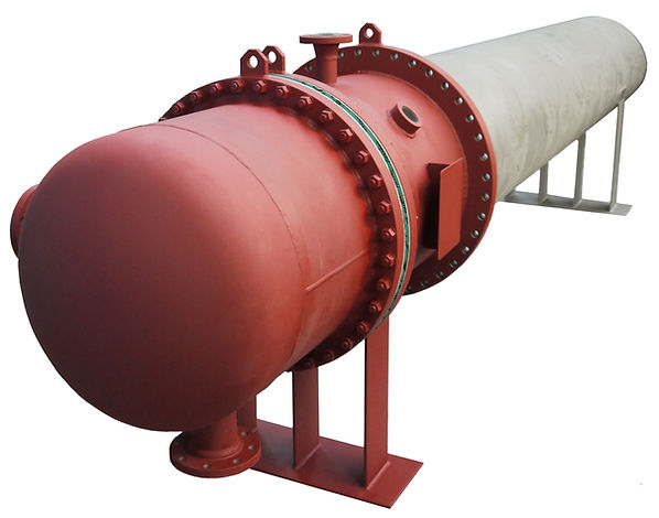Arbe Heat Exchangers For Assiut Power Station