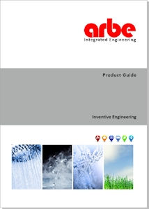 Arbe Brochure - Product Guide