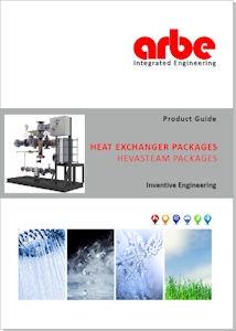 Arbe Brochure - HevaSteam Packaged Heat Exchangers