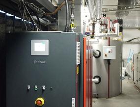 Arbe CHP System Design