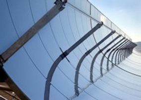 Arbe CPS Concentrated Solar Power System Design