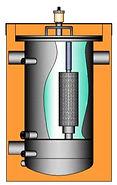 AMF Air & Dirt Separators