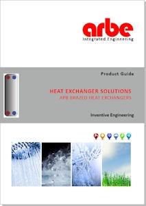 Arbe Brochure - Brazed Heat Exchangers