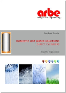 Arbe Brochure - Direct Cylinders