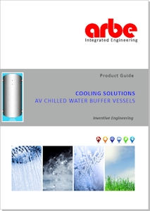 Arbe Brochure - Chilled Water Buffer Vessels