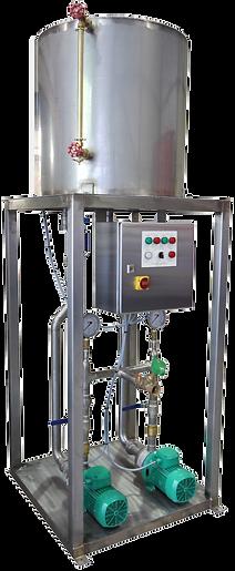 Stainless Steel Condensate Unit for Drinks Manufaturer