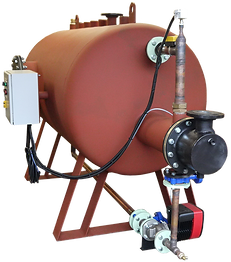 Arbe Copper-Lined Semi-Storage Calorifier