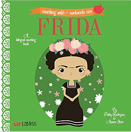 Bilingual Board Book for Babies
