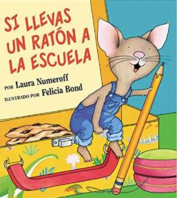 Children's book in Spanish