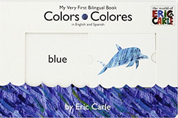 Basic Bilingual Book for Babies