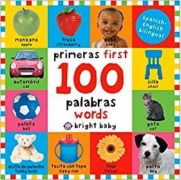 primeras 100 palabras (Ages 0+)