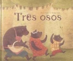 Libros infantiles - Goldilocks and the Three Bears in Spanish