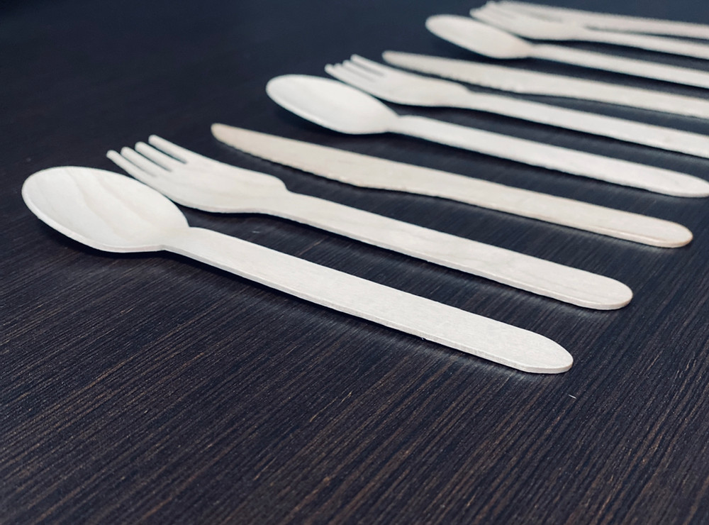 Эко ложки, эко-вилки и эко-ножи от производителя