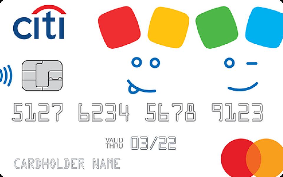 Кредитная карта «Детский мир» — Ситибанк — MacterCard World