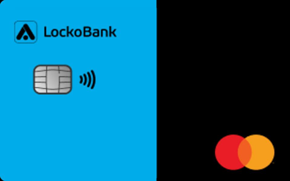 Кредитная карта «ЛокоДжем» — Локо-Банк — Mastercard World