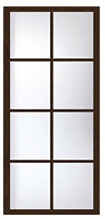 Вариант 7 - восемь стекол (симметрично).