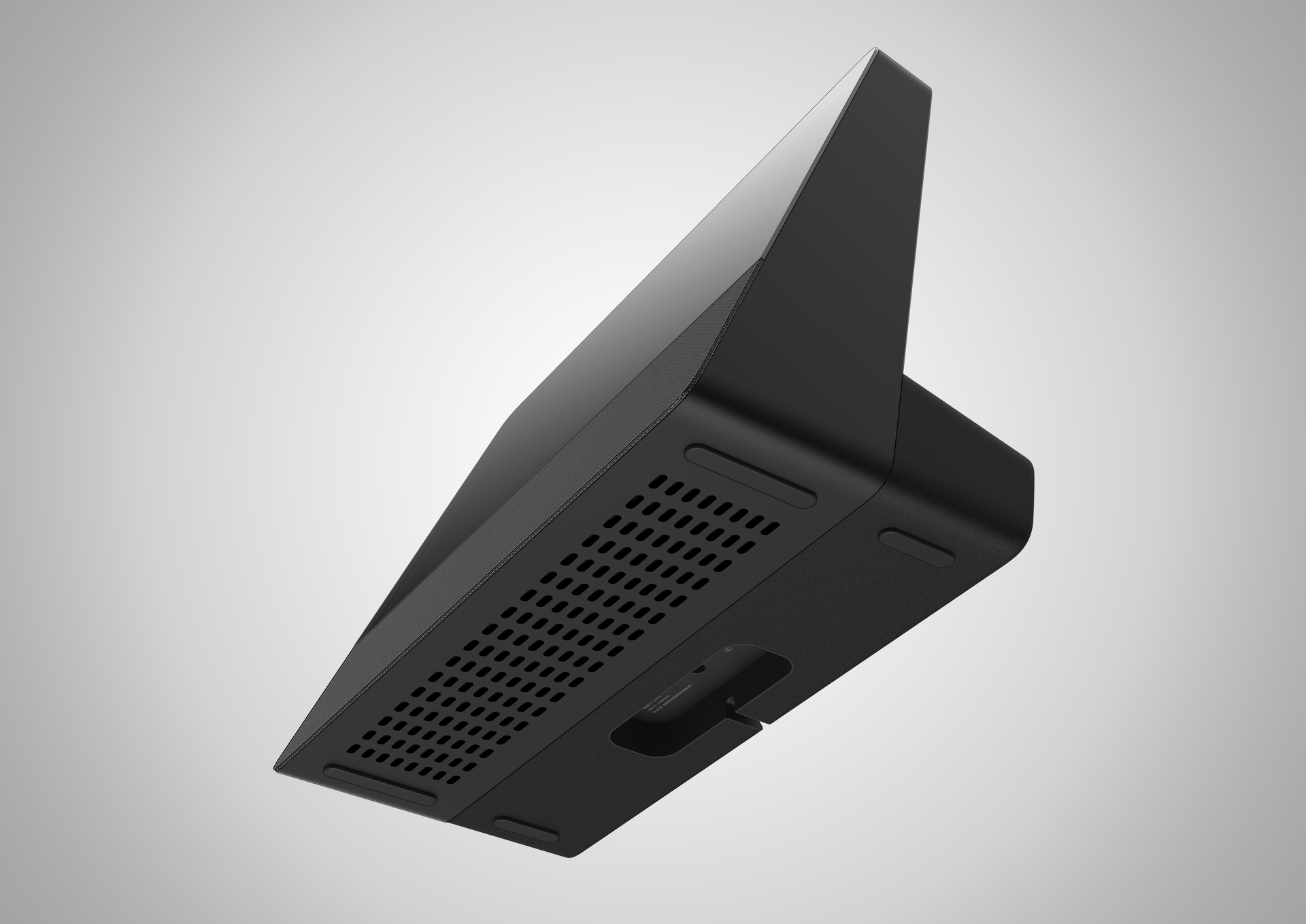 AI Speaker with screen