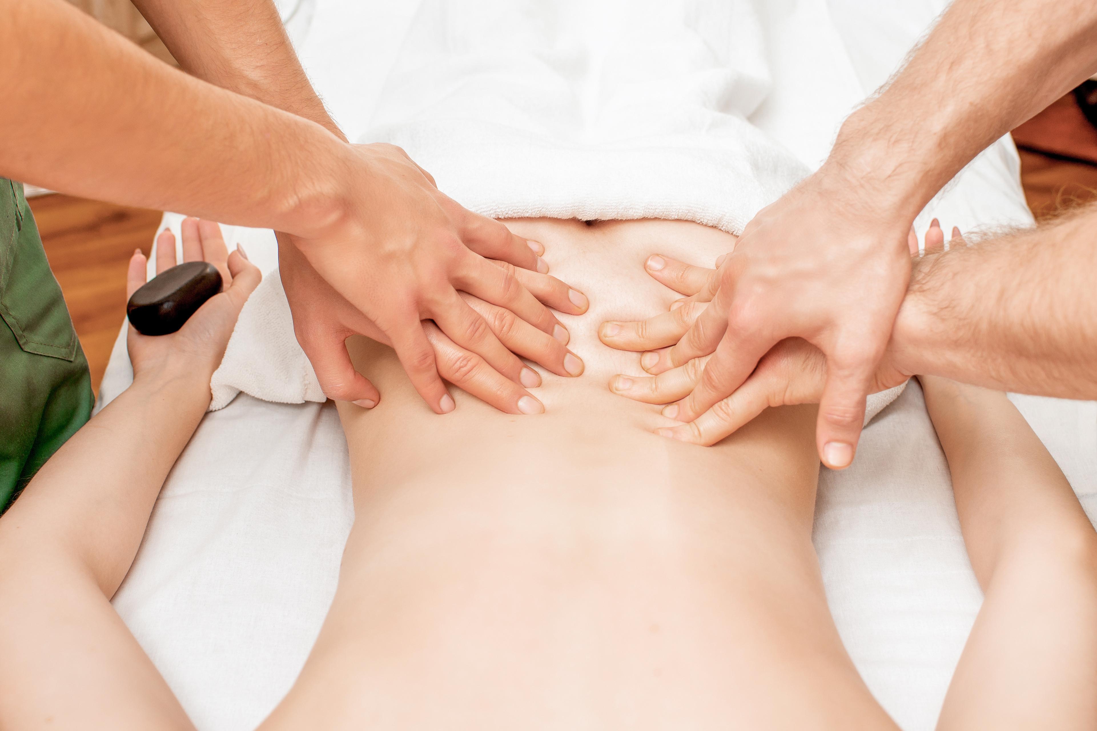 60-minute Dual Therapist Massage