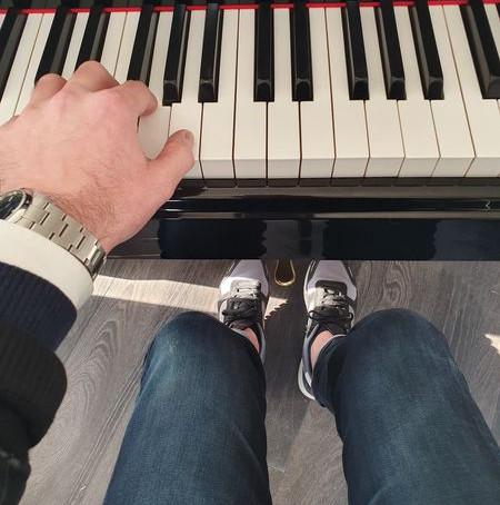 La technique au piano