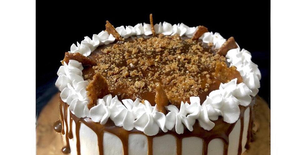 Caramel Butterscotch Cake