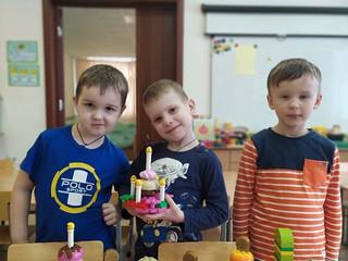 Конструирование по замыслу детей