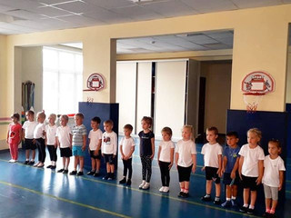 Физкультура в 9 группе