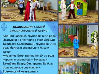 Итоги театрального фестиваля