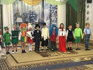 Спектакль 8 группы