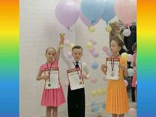 Поздравляем воспитанника 9 группы Федора Богданова