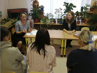 Поздравляем старшего воспитателя Кургину Светлану Анатольевну с аттестацией на высшую квалификационн