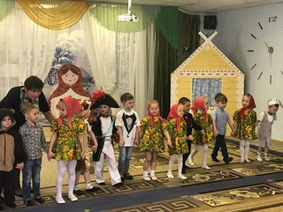 Спектакль 11 группы